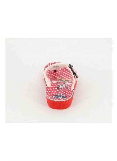 Gigi Gigi Ayakkabı Minnie Mouse Yazlık Terlik Pembe Pembe